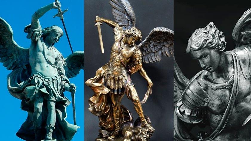 San Miguel Arcángel es el príncipe defensor en el combate espiritual