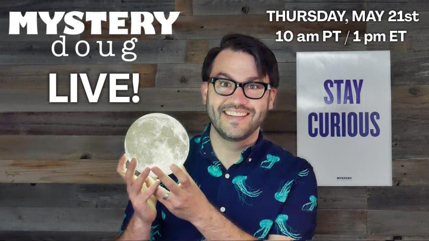 Mystery Doug Livestream