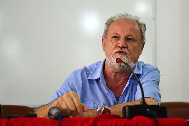 El dirigente del Movimiento de Trabajadores Rurales Sin Tierra visitó el asentamiento María Aparecida, en Rio Grande do Norte - Créditos: Rovena Rosa/Agencia Brasil