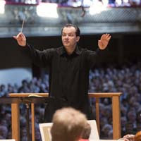 [Andris Nelsons (photo by Marco Borggreve)]