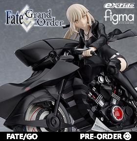 Fate/Grand Order figma No.418 Saber