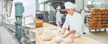ABB innova con Chumaceras 100% lavables para industria de alimentos y bebidas