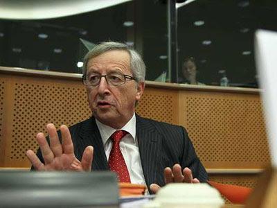 El presidente de la CE, y exprimer ministro de Luxemburgo, Jean Claude Juncker. Archivo EFE/JULIEN WARNAND