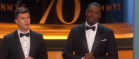 Michael Che At Emmys: Only White People Who Thank Jesus At Award Shows Are 'Republicans And Ex-Crackheads'