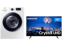 Smart TV Crystal UHD 4K LED 75? Samsung 75TU8000