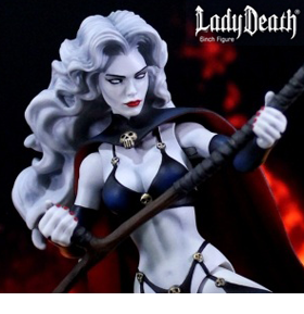 Lady Death 1/12 Scale Figure