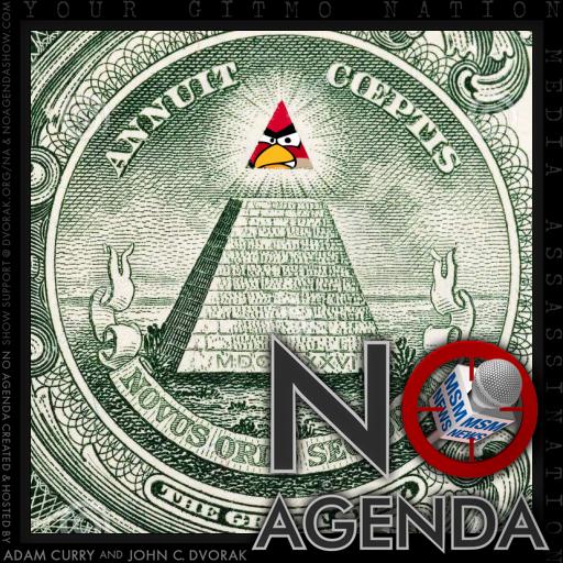no agenda logo