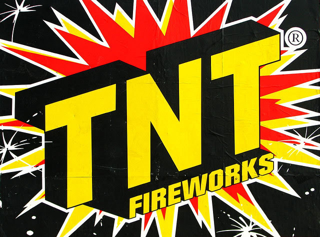 tnt fireworks FREE TNT Fireworks Package: Poster, Sticker, Magnet, Tattoos and More!