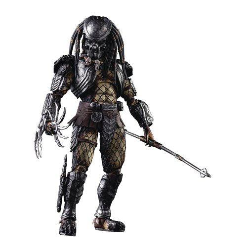 Image of AVP: Alien vs. Predator Celtic Predator 1:18 Scale Action Figure - Previews Exclusive - JULY 2021