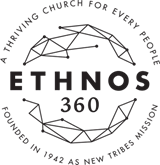 Ethnos360 Logo 2tags black
