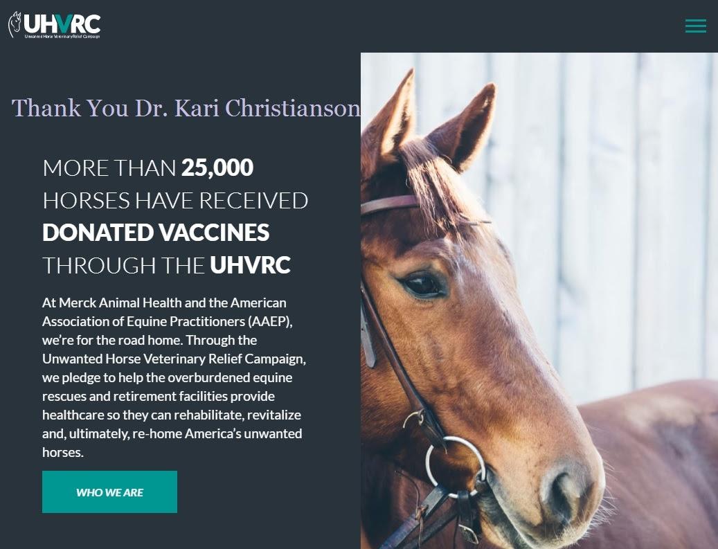 TY Dr Kari Christianson - UHVRC
