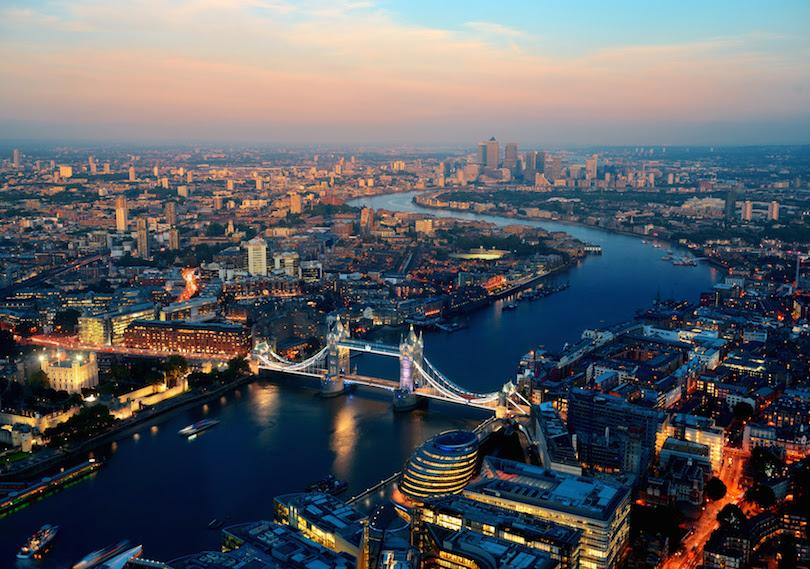السياحة في بريطانيا - لندن