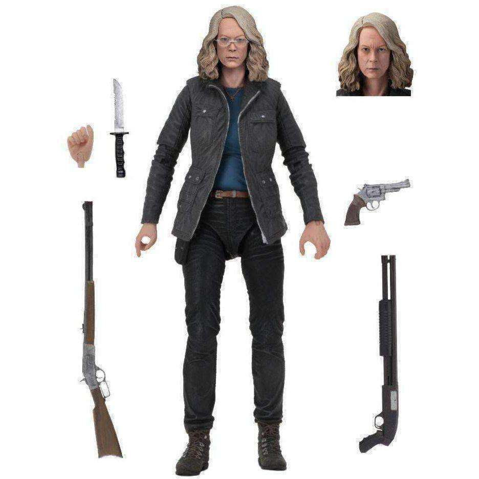 """Image of Halloween (2018) - 7"""" Scale Action Figure - Ultimate Laurie Strode - Q3 2019"""