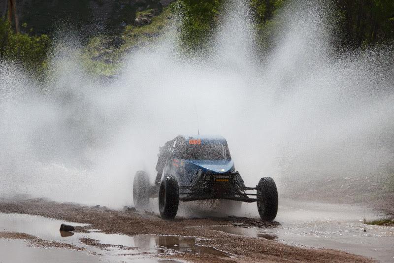 Bret Jeffers, Alumi Craft Class 10, Off Road Racing