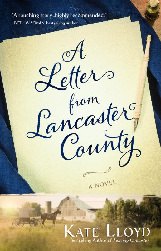 A Letter from Lancaster County book cover
