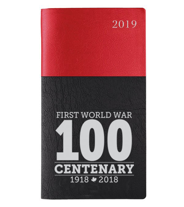 2019 First World War Centenary Calendar