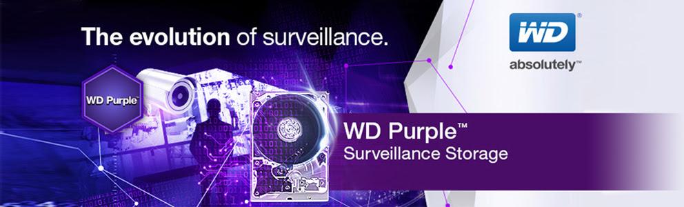 Módosultak a WD Purple® merevlemezek cikkszámai 1