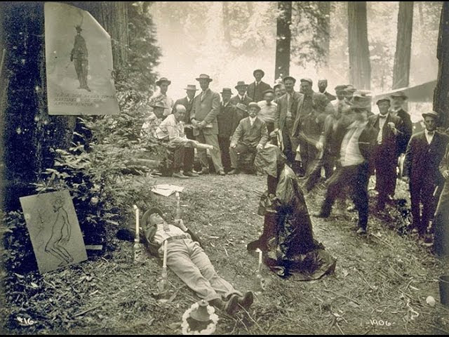 SHOCKING REDISCOVERED PHOTOS FROM BOHEMIAN GROVE!  Sddefault
