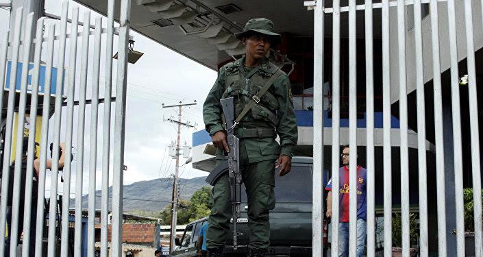 Un militar venezolano (archivo)