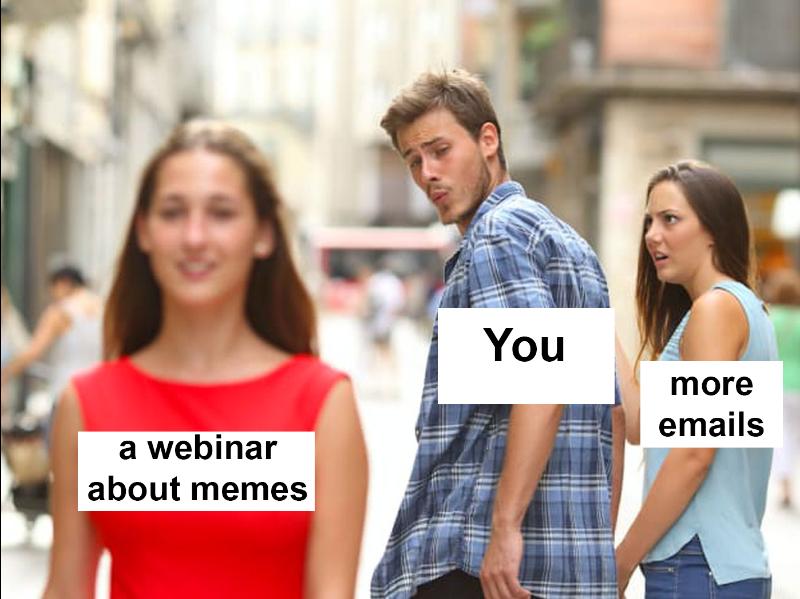 Boyfriend meme!