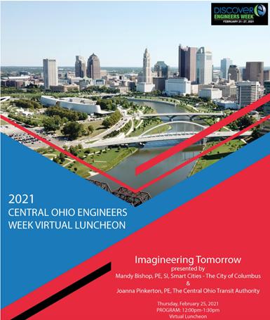 2021 Engineers Week Virtual Luncheon
