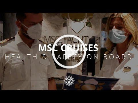 MSC Cruises - Health & Safety on board