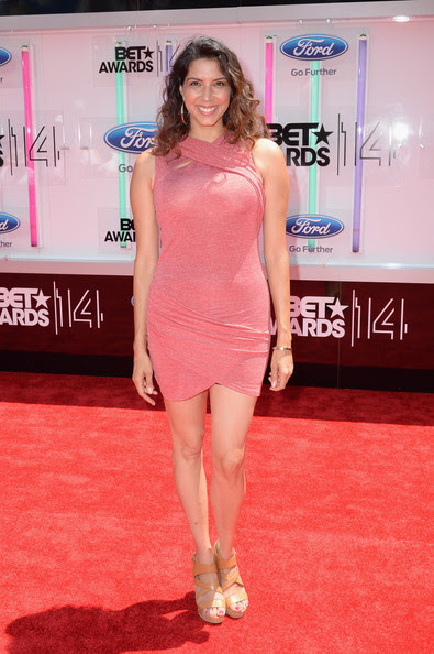 TV personality Viviana Vigil attends the BET AWARDS '14 at Nokia Theatre L.A. LIVE on June 29, 2014 in Los Angeles, California.
