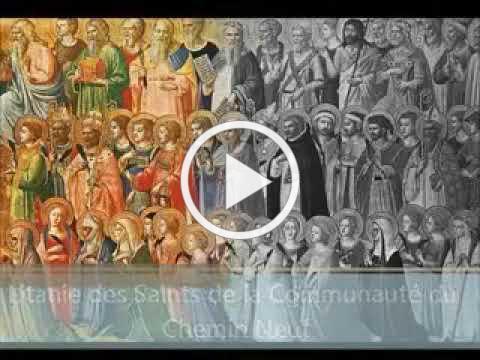 Tous les saints priez pour nous tous les saints priez pour nous