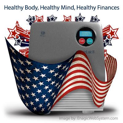 Healthy Body, Healthy Mind, Healthy Finances