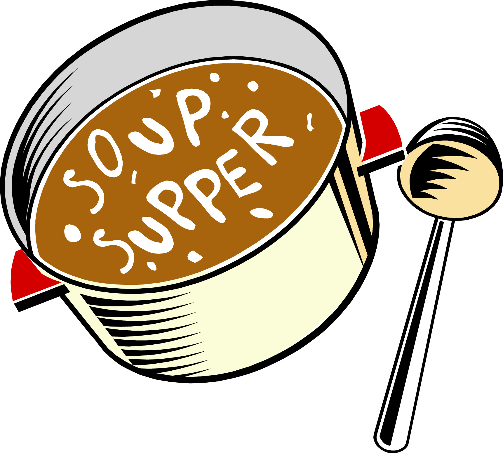 Image result for soup supper