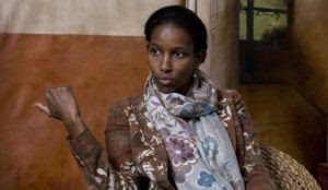 "Ayaan Hirsi Ali: Robert Spencer ""has outed all the tricks they use in their taqiyyah bag to disinform the public"""