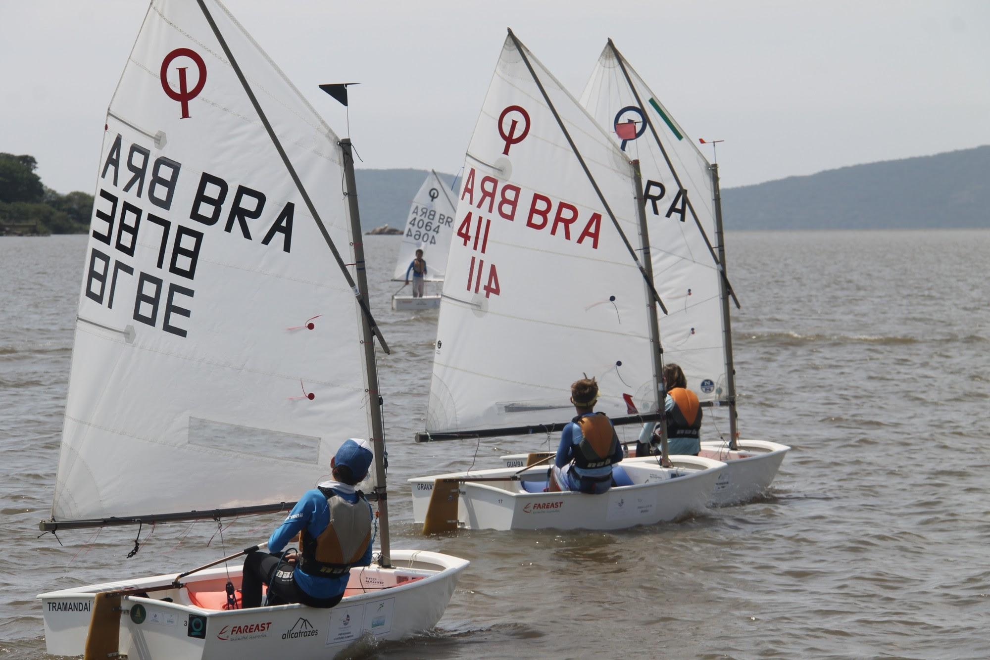 Flotilha da Jangada passa a ter nova divisão entre os atletas veteranos