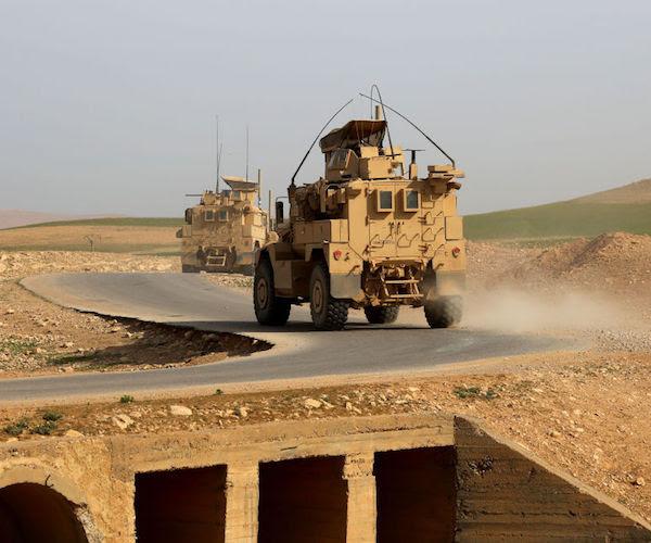 troops leaving syria