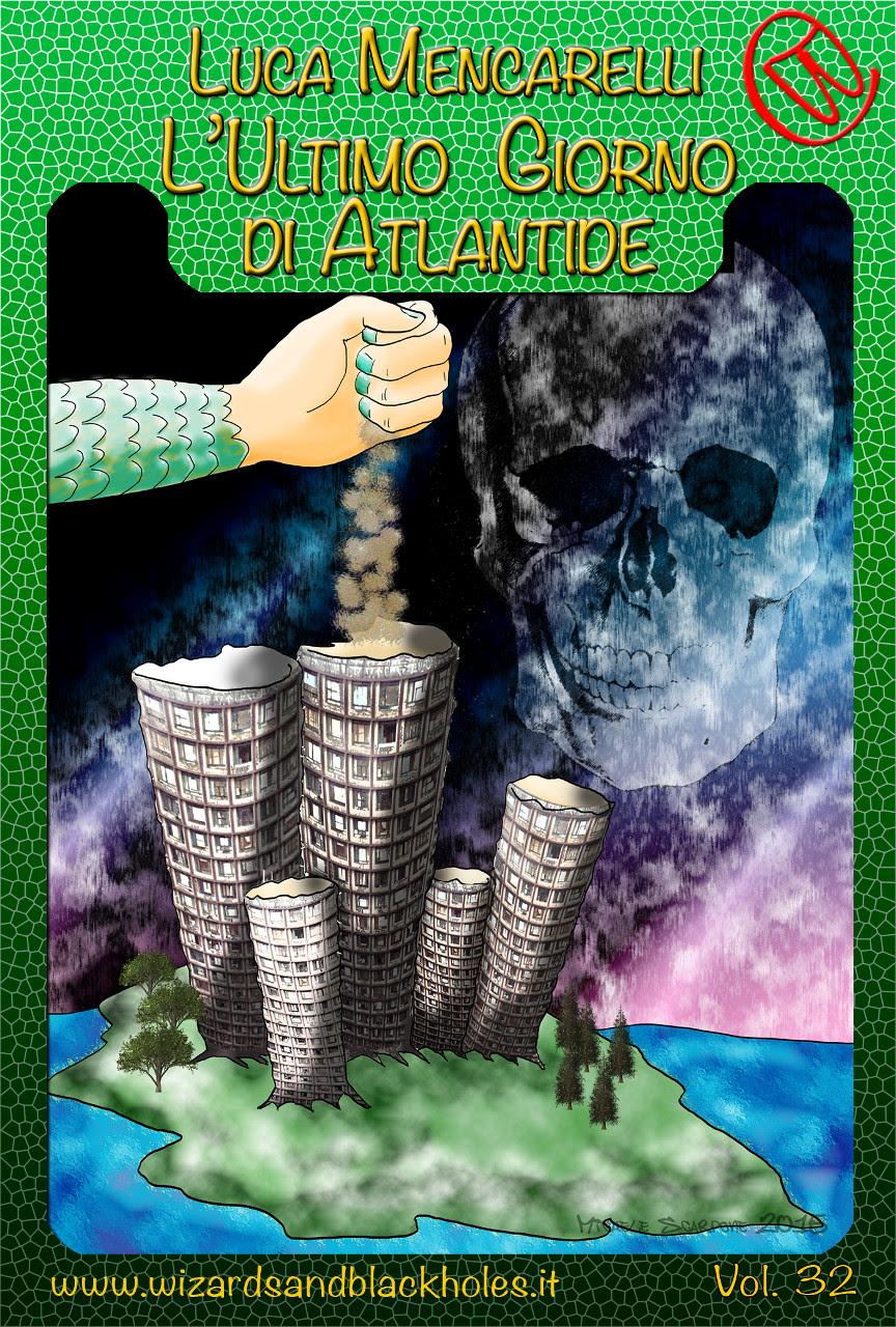 CopertinaL'ultimo giorno di Atlantide