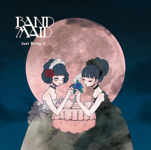 BAND-MAID's Just Bring It cover art