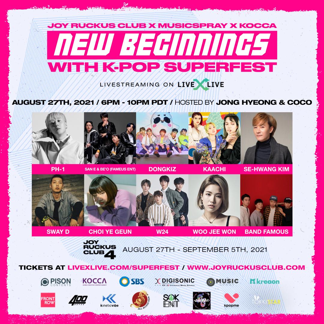 K-Pop Superfest