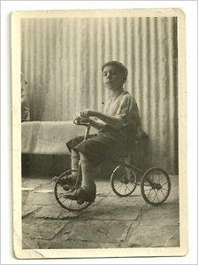 Steve Acre, a few years before the Farhud