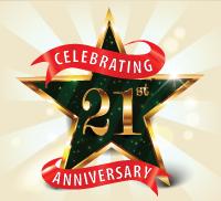 21th Anniversary Celebration!