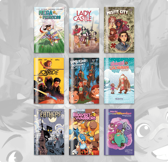Humble Book Bundle: Summer Reading List by BOOM! Studios