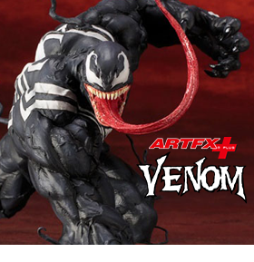 MARVEL NOW ARTFX+ VENOM STATUE