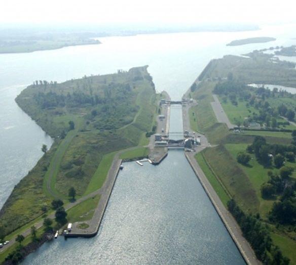 St Lawrence Seaway Locks -1