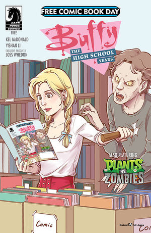 FREE COMIC BOOK DAY ISSUE 2017 (ALL AGES)