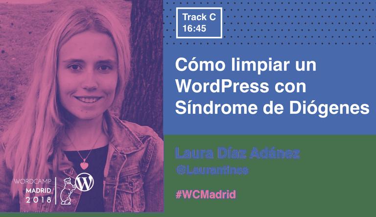 Ponencia Bobysuh WordCamp Madrid 2018
