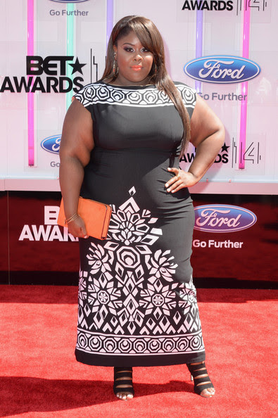 Actress Raven Goodwin attends the BET AWARDS '14 at Nokia Theatre L.A. LIVE on June 29, 2014 in Los Angeles, California.
