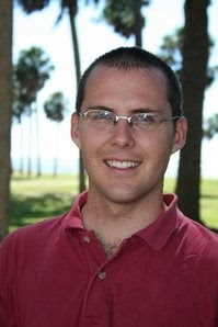 picture of Asst. Biology professor Trevor Caughlin