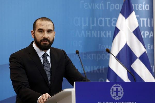 Τζανακόπουλος: Το υπερπλεόνασμα μας βοηθά να διαπραγματευτούμε καλύτερους όρους