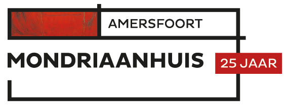 Logo Mondriaanhuis jaar RGB rood