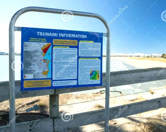 Tsunami Instruction