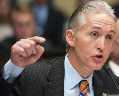 Rep. Gowdy Slams Dems over 'reckless, baseless allegations' about Russia Probe