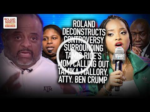 Roland Deconstructs Controversy Surrounding Tamir Rice's Mom Calling Out Tamika Mallory, Ben Crump